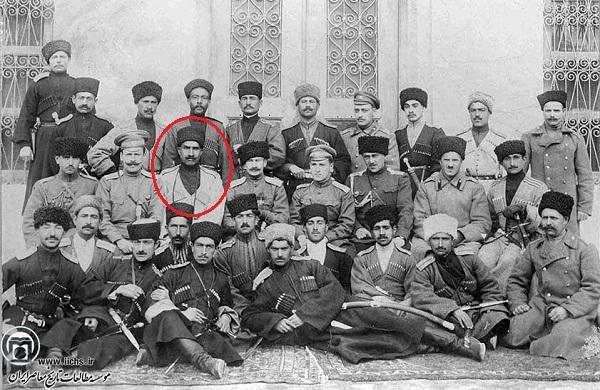 رضاخان میرپنج قبل از کودتا