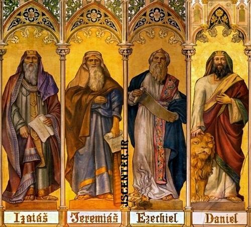 انبیاء بنیاسرائیل