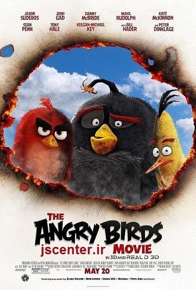 انیمیشن پرندگان خشمگین 1