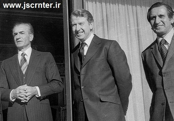 شاپور ریپورتر و محمدرضا پهلوی