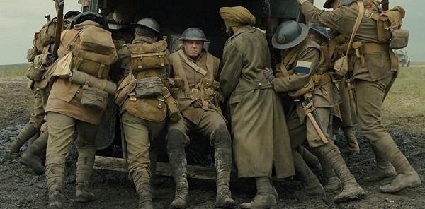 عکس فیلم 1917