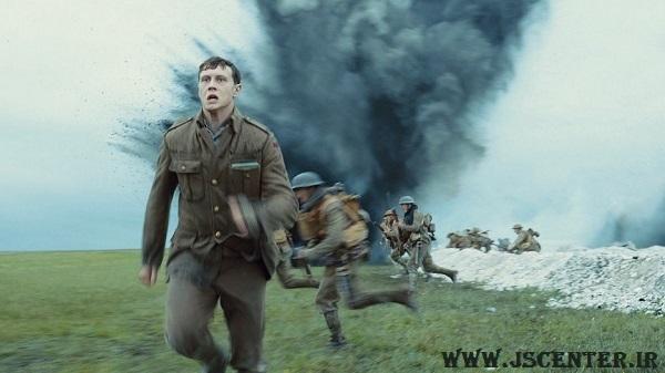 نمایش فداکاری در فیلم 1917