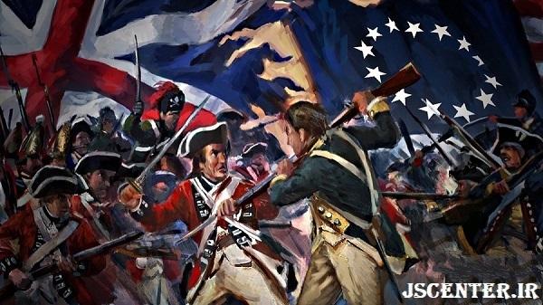 جنگ انقلاب آمریکا یا جنگ استقلال آمریکا