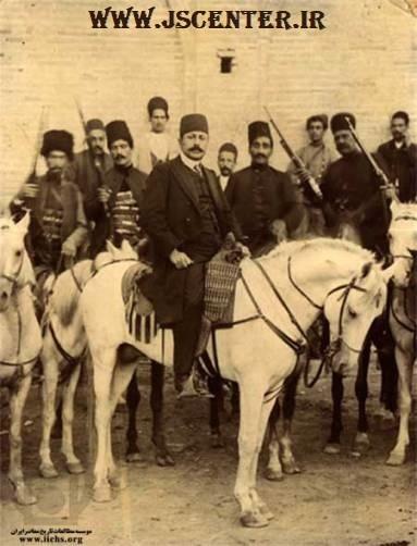 عبدالحسین خان معزالسلطان سردار محیی