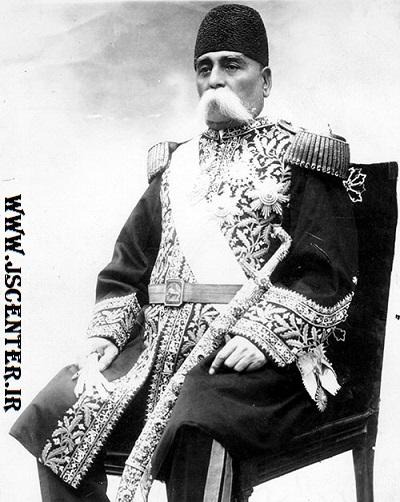 عبدالمجید عینالدوله