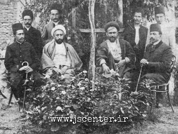 میرزا کریمخان رشتی و سردار محیی و نسیم شمال