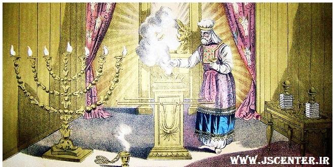 فرهنگ معبدی و اسباط بنیاسرائیلی