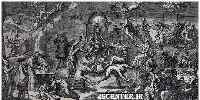 یهود و جادوگری در قرون وسطی