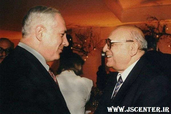 بنیامین نتانیاهو و یعقوب نیمرودی