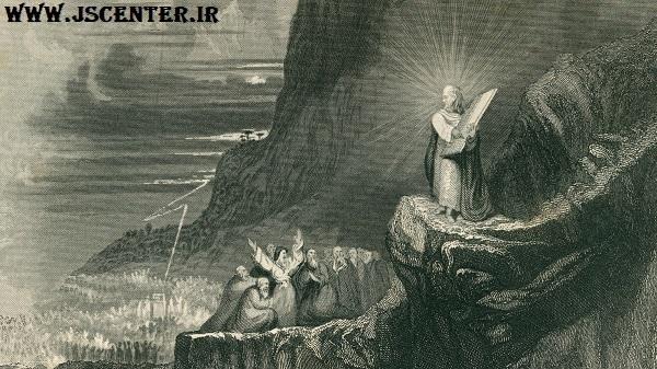 حضرت موسی و ده فرمان