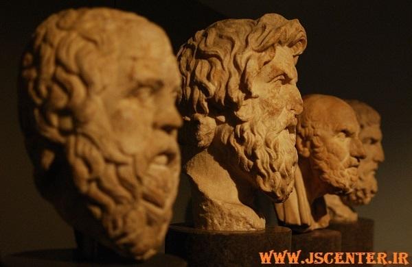 فلسفه غرب فلسفه یونان