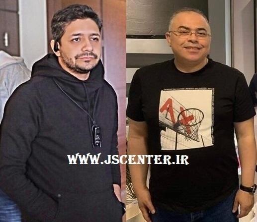 یاسر سامی و عمرو سمیر عاطف