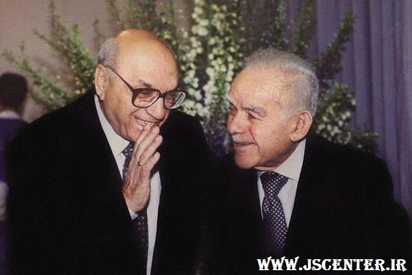 یعقوب نیمرودی و اسحاق شامیر
