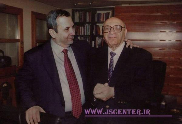 یعقوب نیمرودی و ایهود باراک