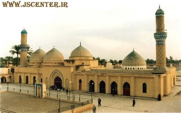 مقبره سلمان فارسی در مداین