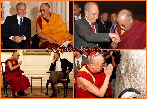 تمدن غرب و دالایی لاما