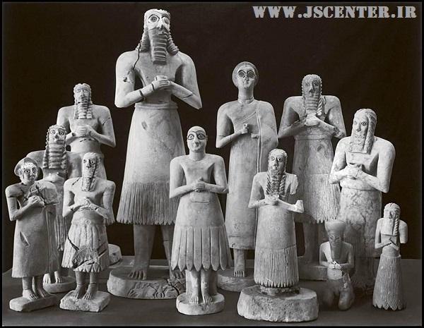 بتها و خدایان بابل و سومر و اکد