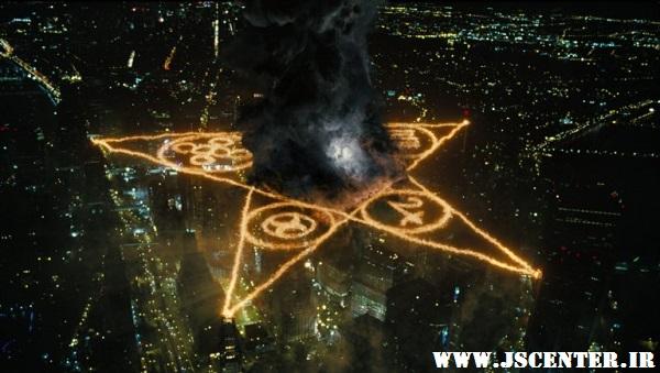ستاره پنتاگرام در فیلم شاگرد جادوگر