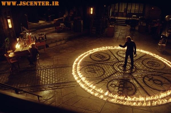 سحر و جادو در فیلم شاگرد جادوگر