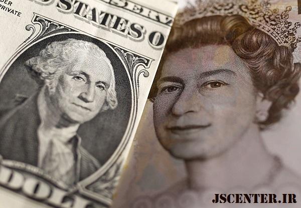 دلار و پوند استرلینگ