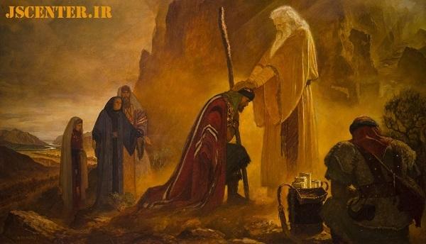 مرگ موسی و یوشع
