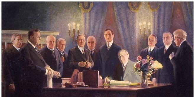 نقش شبکه بانکداران بزرگ در جنگ جهانی اول و تشکیل اسرائیل