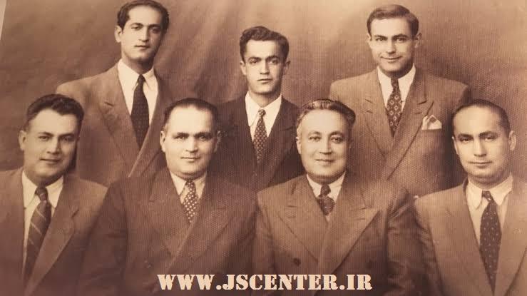آلبوم عکس خانواده القانیان