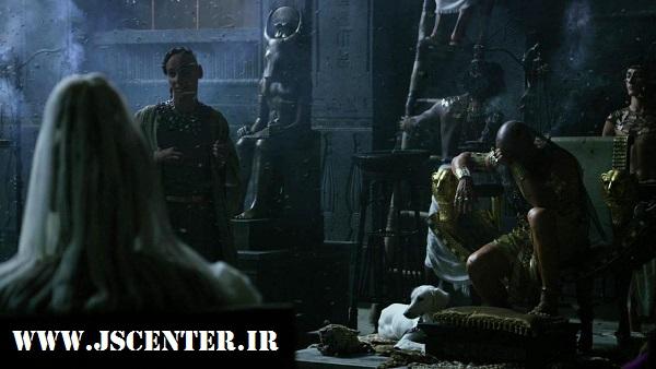 ترویج اسرائیلیات در فیلم خروج خدایان و پادشاهان