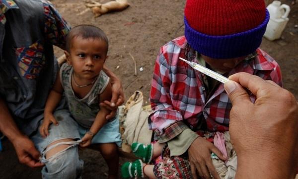 جنگ جهانی جمعیت و مرگ و میر کودکان
