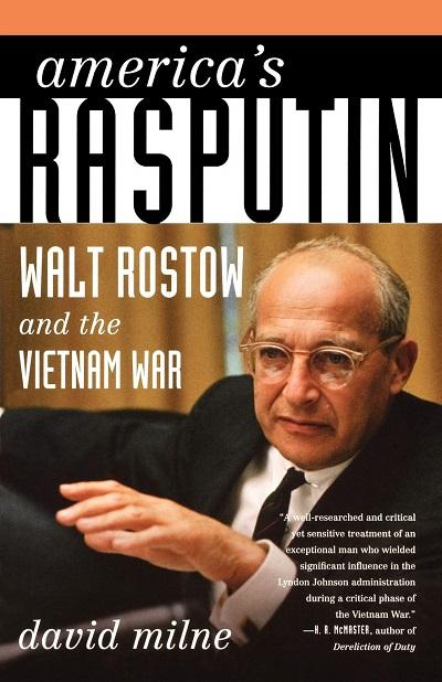 راسپوتین آمریکا والت ویتمن روستو و جنگ ویتنام