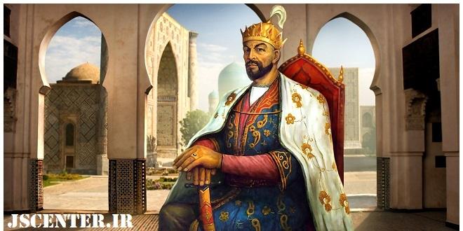 تیمور لنگ در خدمت اهداف صلیبی صهیونی