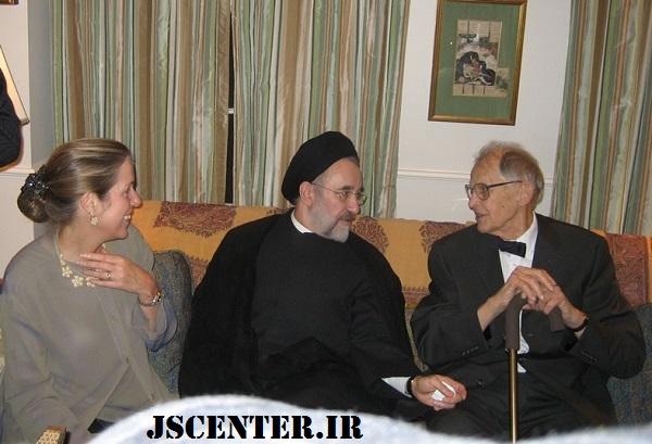 ریچارد فرای و محمد خاتمی