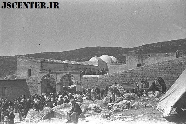 زائران قبر شمعون بار یوحای در مرون
