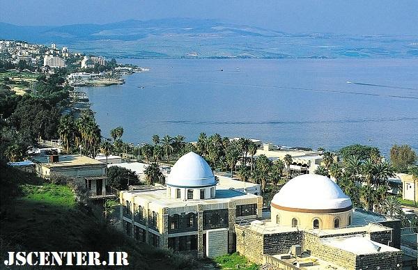 مقبره ربی مئیر در ساحل دریاچه جلیل (طبریه)