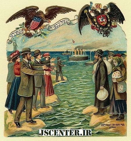 مهاجرت یهودیان روسیه به آمریکا