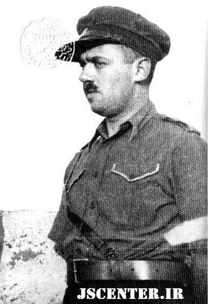 اری ژابوتینسکی سرباز دولت یهود
