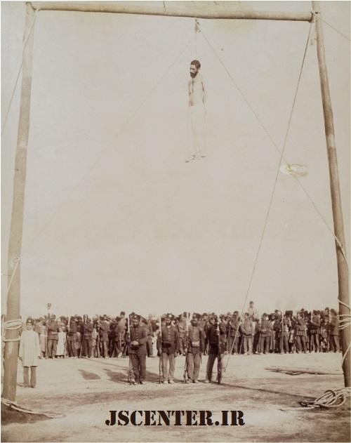 اعدام میرزا رضا کرمانی