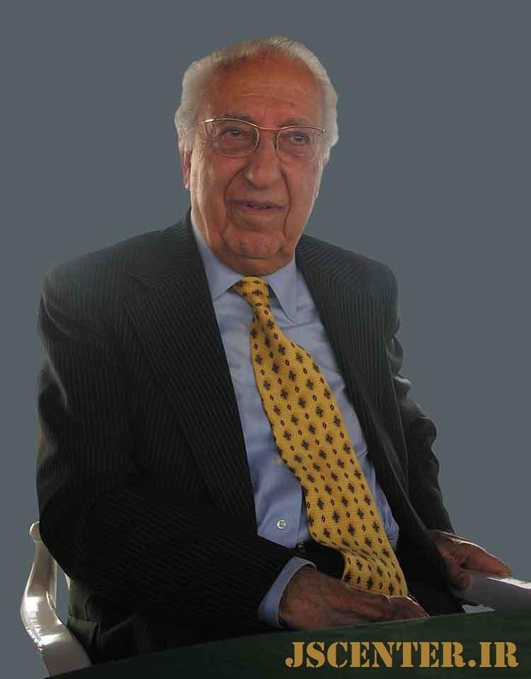 هوشنگ سیحون معمار بهایی یهودی تبار