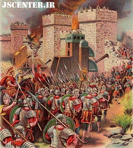 ویرانی اورشلیم و معبد دوم توسط رومیان