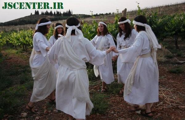 جشن تو بآو روز ولنتاین یهودی