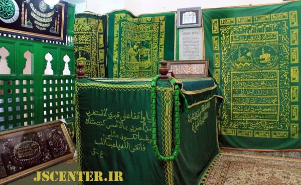 مقبره ابولبابه در قابس تونس
