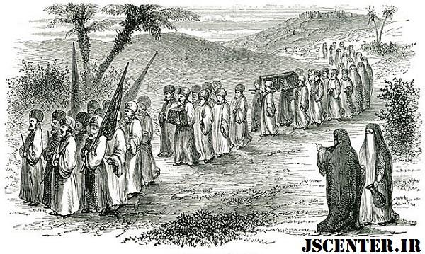تشییع جنازه یهودی