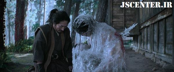 حمله بی هان به خانواده هانزو هاساشی در فیلم مورتال کامبت
