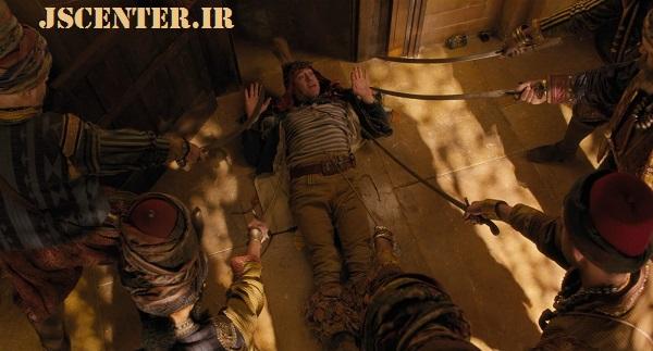 سربازهای ریشو و عمامه به سر شاه رسولی در فیلم دولیتل