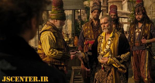 شاه رسولی و سربازانش در فیلم دولیتل