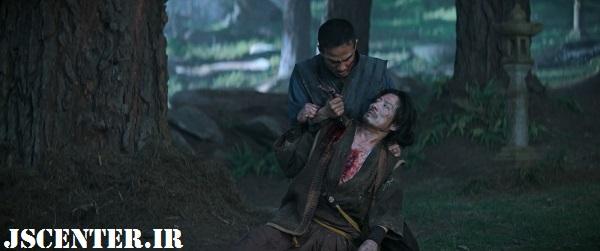 قتل هانزو هاساشی توسط بی هان در فیلم مورتال کامبت