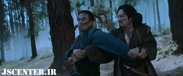 مبارزه بی هان و هانزو هاساشی در فیلم مورتال کامبت