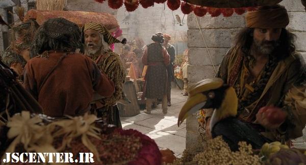 مردم جزیره مونته وردی در فیلم دولیتل