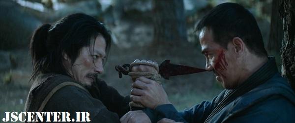 نبرد بی هان و هانزو هاساشی در فیلم مورتال کامبت
