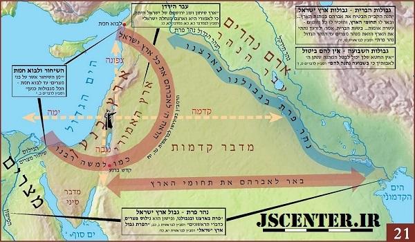 توسعهطلبی ارضی اسرائیل بزرگ